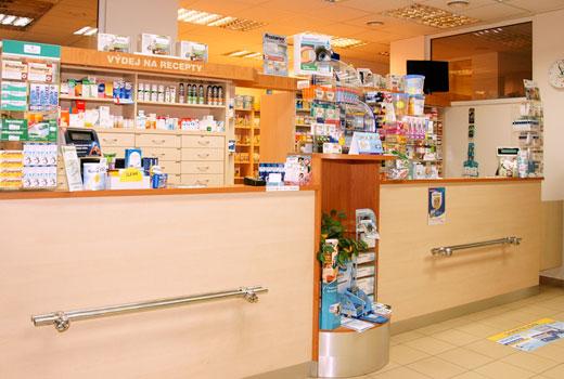 lékárna foto
