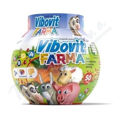 Vibovit FARMA 50 želé bonbonů