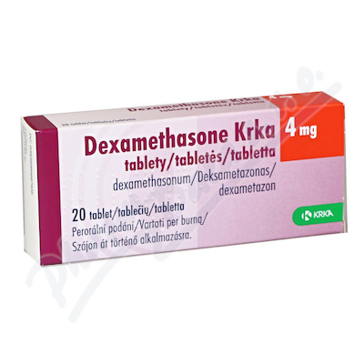 Dexamethasone 4 Mg Dosage